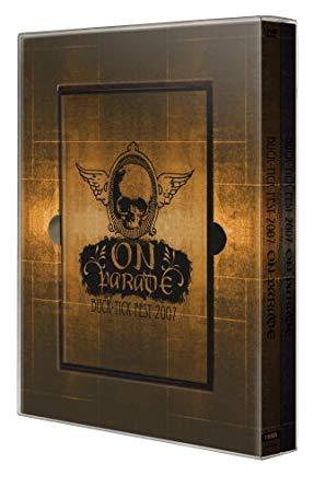 BUCK-TICK FEST 2007 ON PARADE (完全予約限定盤) [DVD]新品 マルチレンズクリーナー付き