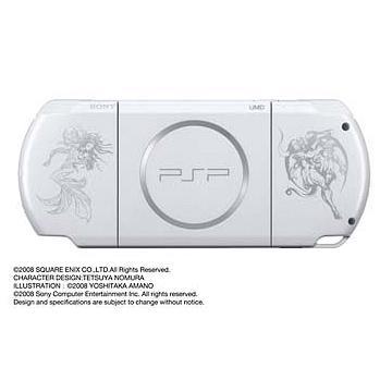 PSP「プレイステーション・ポータブル」 ディシディアファイナルファンタジー (FF20th アニバーサリーリミテッド) 【メーカー生産終了】 新品