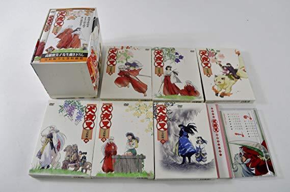 犬夜叉 完結編 全7巻DVDセット 新品 マルチレンズクリーナー付き