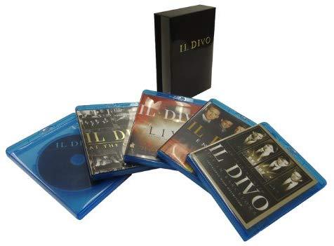 IL DIVO BD BOX(Blu-ray Disc)新品  マルチレンズクリーナー付き
