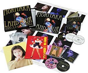 森高ランド・ツアー1990.3.3 at NHKホール[Blu-ray+DVD+3CD+豪華ブックレット+ツアー・パンフ復刻(ミニ・サイズ)+生写真+特大ポスター&大判ポートレート] 新品 マルチレンズクリーナー付き
