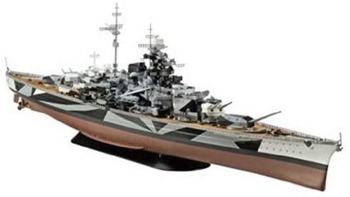 ドイツレベル 1/350 ドイツ戦艦 テルピッツ プラモデル
