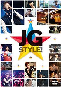 イ・ジュンギのJG STYLE! [DVD] 新品 マルチレンズクリーナー付き