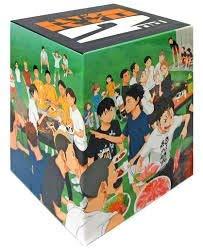 ハイキュー!!セカンドシーズン (初回生産限定版 Amazon全巻購入特典収納BOX付属) 全9巻Blu-rayセット 新品 マルチレンズクリーナー付き