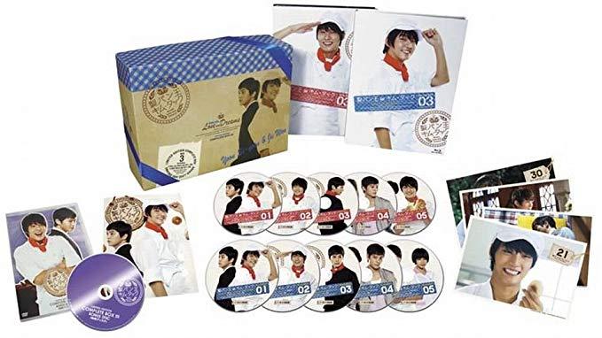 製パン王キム・タック コンプリート限定BOX3<ノーカット完全版> [Blu-ray] 新品 マルチレンズクリーナー付き