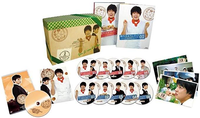 製パン王キム・タック コンプリート限定BOX2<ノーカット完全版> [Blu-ray] 新品 マルチレンズクリーナー付き