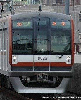 Nゲージ 4130 東京メトロ10000系 基本8輛 (塗装済完成品) グリーンマックス 新品
