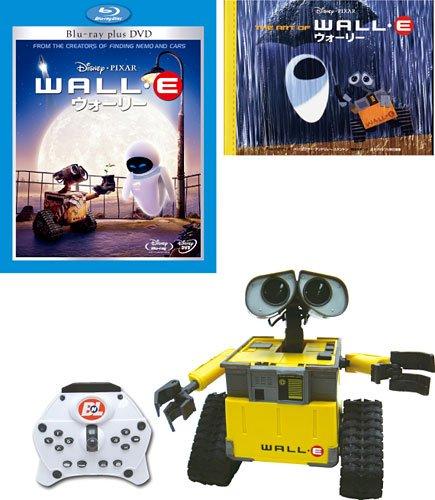 ウォーリー コレクターズ・ボックス (数量限定) (Blu-ray Disc+DVD) マルチレンズクリーナー付き 新品