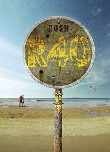 R40〜ラッシュ40周年記念BLU-RAY6枚組ハードカバー56Pブック仕様コレクターズ・エディション【数量限定生産500セット/日本語字幕付】 新品 マルチレンズクリーナー付き