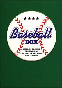 ベースボール・ボックス [DVD] ケビン・コスナー マルチレンズクリーナー付き 新品