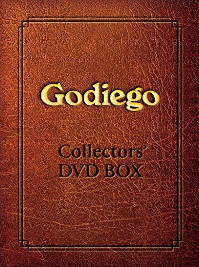 Godiego Collectors' DVD BOX マルチレンズクリーナー付き 新品