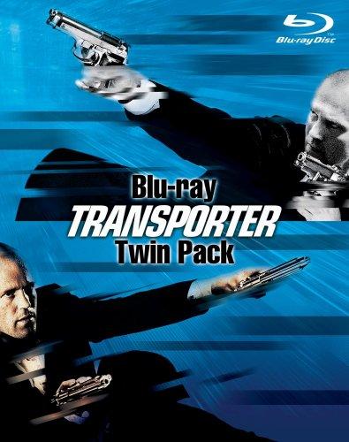 トランスポーター ツインパック [Blu-ray] スー・チー 新品 マルチレンズクリーナー付き