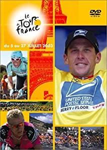 100周年記念大会 ツール・ド・フランス2003 スペシャルBOX [DVD] マルチレンズクリーナー付き 新品