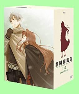 狼と香辛料 COMPLETE DVDBOX 【完全初回限定生産】(中古)マルチレンズクリーナー付き