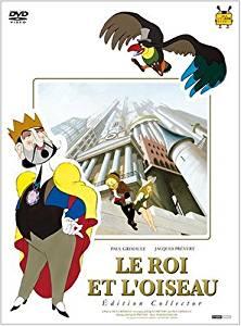 王と鳥 エディシオン・コレクトール [DVD] ジャン・マルタン マルチレンズクリーナー付き 新品