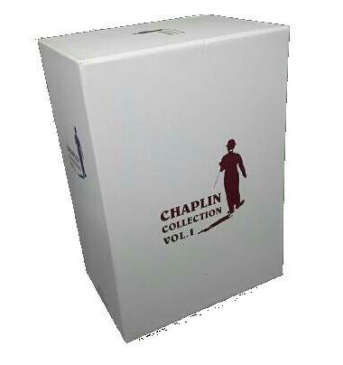 チャップリン・コレクション・ボックス 1 [DVD] マルチレンズクリーナー付き 新品