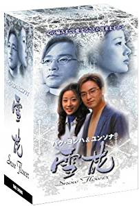 雪花(ゆきはな) ~snow flower~ DVD-BOX ユンソナ マルチレンズクリーナー付き 新品