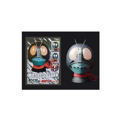 RMW 仮面ライダー旧1号 1/2マスク Ver.2 メディコム・トイ 新品