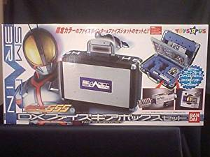 DX ファイズギアボックスセット トイザらス限定版 仮面ライダー555 バンダイ 新品