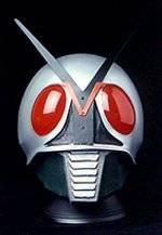 RMW 016 仮面ライダーXマスク 1/2スケールマスク メディコム・トイ 新品