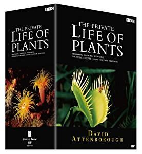 BBCドキュメント100シリーズ プライベート・ライフ・オブ・プランツ/植物の世界 DVD-BOX マルチレンズクリーナー付 新品