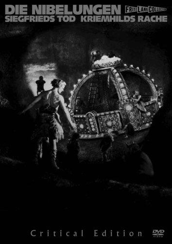 ニーベルンゲン (フリッツ・ラング コレクション/クリティカル・エディション) [DVD] パウル・リヒター マルチレンズクリーナー付き 新品