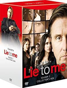 ライ・トゥ・ミー 嘘の瞬間 シーズン2 DVDコレクターズBOX ティム・ロス マルチレンズクリーナー付き 新品