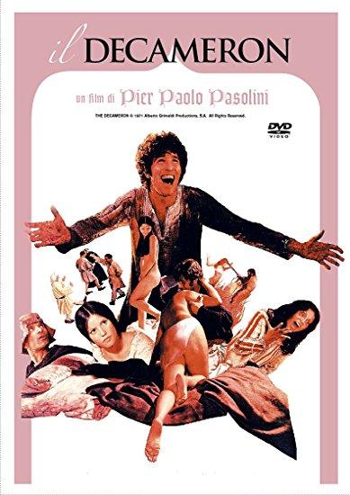 デカメロン IL DECAMERONE [DVD] フランコ・チッティ マルチレンズクリーナー付き 新品