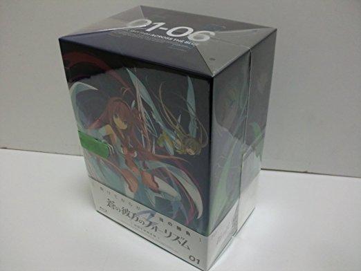 蒼の彼方のフォーリズム 初回生産限定版 マーケットプレイス Blu-rayセット 福圓美里 新品