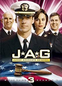 JAG 犯罪捜査官ネイビーファイル シーズン3 日本語完全版  [DVD] (中古)マルチレンズクリーナー付き
