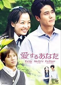 愛するあなた DVD-BOX カム・ウソン マルチレンズクリーナー付き 新品