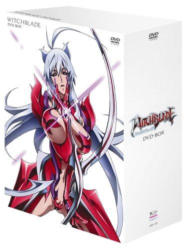 ウィッチブレイド DVD-BOX (アンコールプレス版) 神田朱未  マルチレンズクリーナー付き 新品