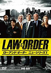 LAW&ORDER/ロー・アンド・オーダー〈ニューシリーズ1〉DVD-BOX デニス・ファリーナ マルチレンズクリーナー付き 新品