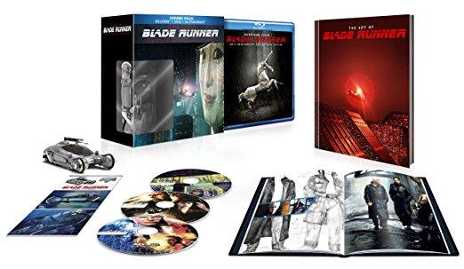 【5000セット限定生産】ブレードランナー 製作30周年記念 コレクターズBOX [Blu-ray] ハリソン・フォード 新品 マルチレンズクリーナー付き
