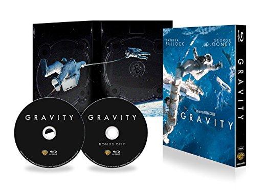 ゼロ・グラビティ スペシャル・エディション(初回限定生産/2枚組) [Blu-ray] サンドラ・ブロック 新品 マルチレンズクリーナー付き