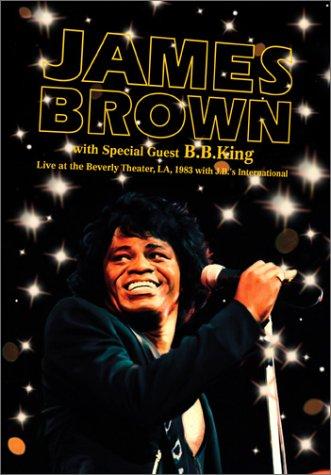 ファンキー・グッド・タイムズ! 伝説のJBライヴ 1983 [DVD] ジェームス・ブラウン マルチレンズクリーナー付き 新品