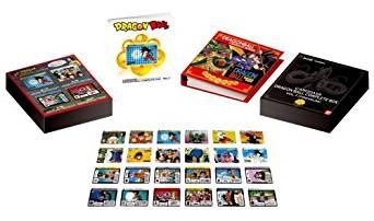 Carddass ドラゴンボール コンプリートボックス vol.1 premium バンダイ 新品