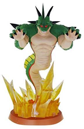 ドラゴンボールZ ポルンガ ~夢の神~ 巨大フィギュア ライトアップ機能付き タキコーポレーション 新品
