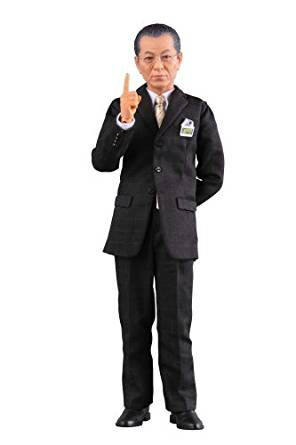 RAH リアルアクションヒーローズ 相棒 杉下右京 1/6スケール ABS&ATBC-PVC製 塗装済み可動フィギュア メディコム・トイ 新品