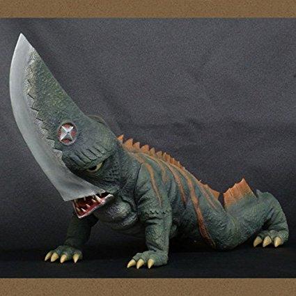 X-PLUS 大怪獣シリーズ 大映特撮編「ギロン ガメラ対大悪獣ギロン」 少年リック限定版 新品