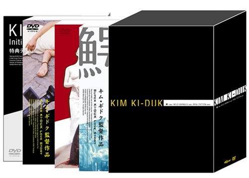 キム・ギドク初期作品集BOX(4枚組) [DVD] 新品 マルチレンズクリーナー付き