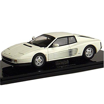 京商 1/43 フェラーリ テスタロッサ 後期型 ホワイト K05021W 新品