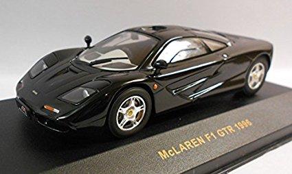 ixo (イクソ) MOC064 1/43 マクラーレン F1 GTR 1996 (ブラック) 新品