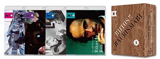 キートス!! カウリスマキ Blu-ray BOX 【Part 1】 【初回限定版】 新品 マルチレンズクリーナー付き