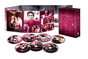 トワイライト・サーガ エクステンデッド DVD BOX クリステン・スチュワート 新品 マルチレンズクリーナー付き
