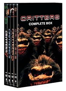クリッター コンプリート BOX [DVD] (中古)マルチレンズクリーナー付き