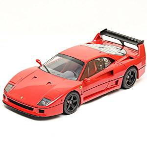 京商オリジナル 1/18 フェラーリ F40 LMウィング(レッド) 新品