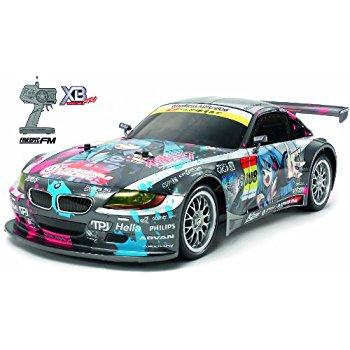 タミヤ 1/10 XBシリーズ No.95 XB 初音ミク Studie GLAD BMW Z4 (TT-01) プロポ付き完成品 57795 新品