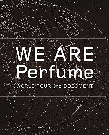 【早期購入特典あり】WE ARE Perfume -WORLD TOUR 3rd DOCUMENT(初回限定盤)(特典:ステッカー)[Blu-ray] 新品