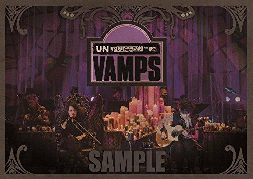 【早期購入特典あり】MTV Unplugged:VAMPS(初回限定盤)(A2ポスター付) [DVD] 新品